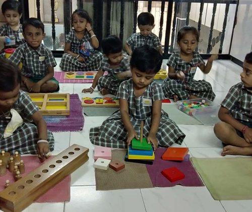 Montessori Portfolio 4