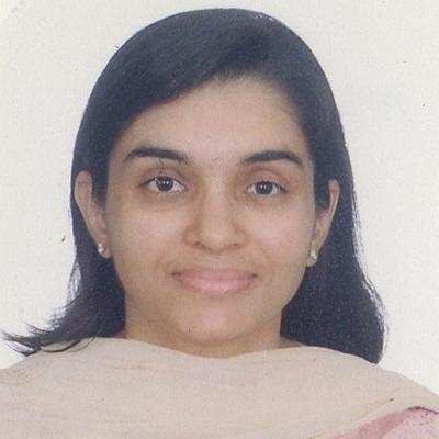 Mrs. Mita Dhruva - Trustee - Smile Ngo