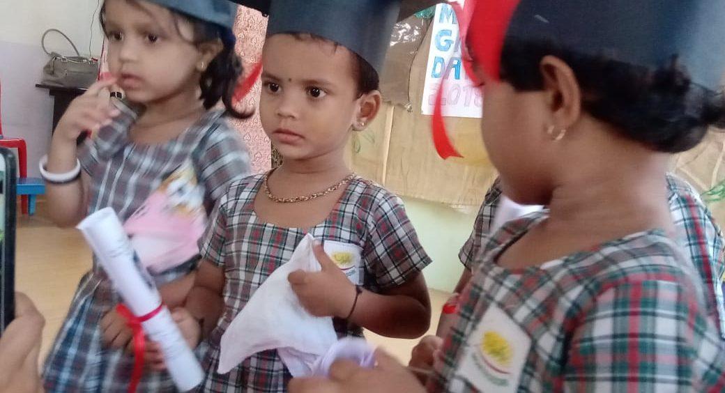 'Graduation Day' for Montessori Students