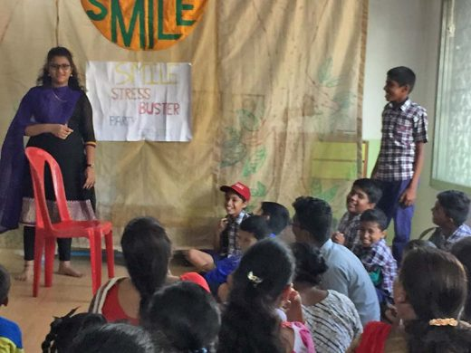 Stress Buster Party for UDAAN Children