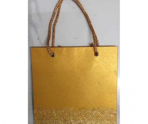 Golden Bag – 6×6