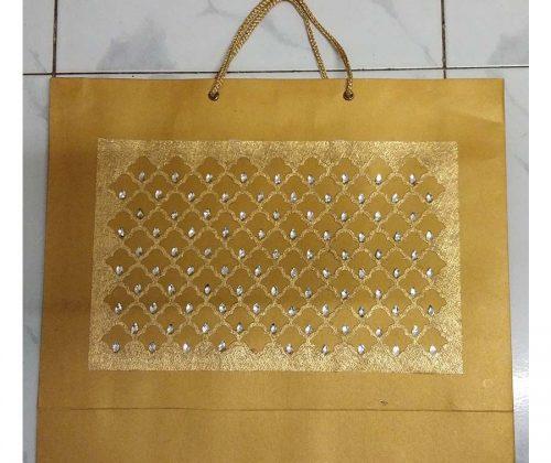 Golden Bag 2 – 11.5×13.5