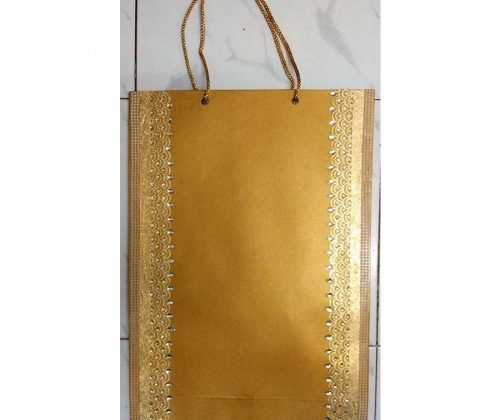Golden Bag 3 – 11.5×16.5