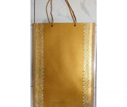 Golden Bag 3 – 11.5×16.5