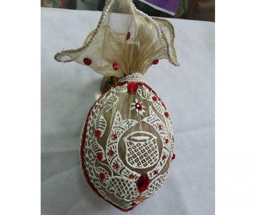 Decorated Coconut 2