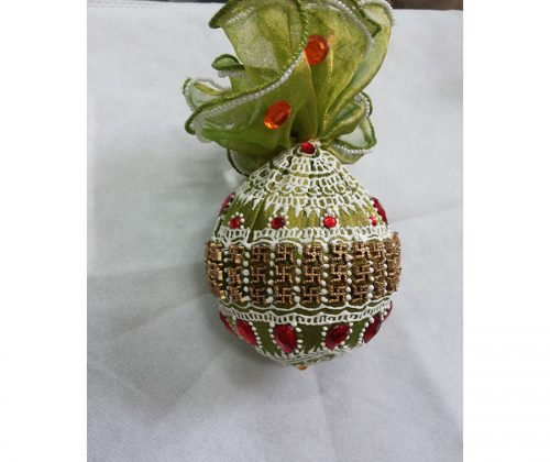 Decorated Coconut 3