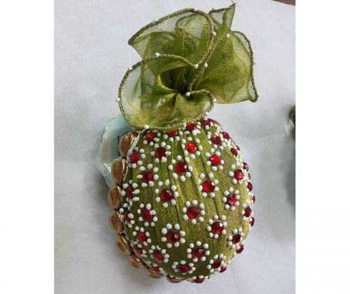 Decorated Coconut 4