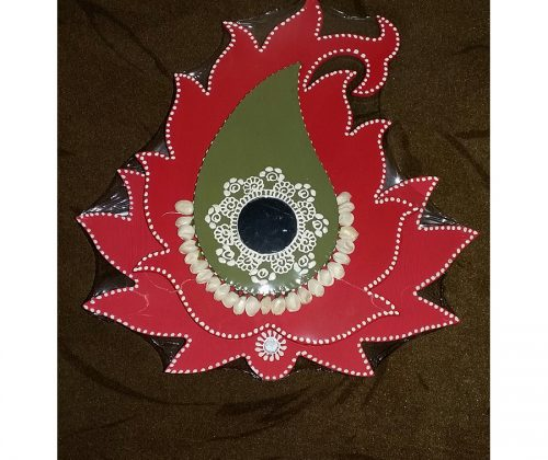 Lotus Mogra Three Pieces