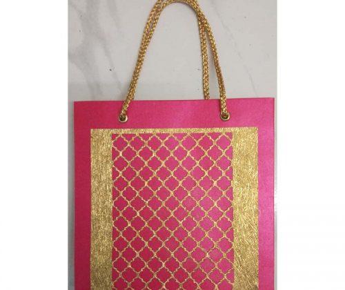 Pink Bag 1 – 6×6