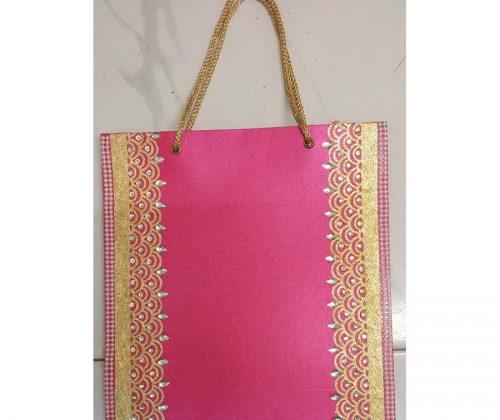 Pink Bag 2 – 8.5×9