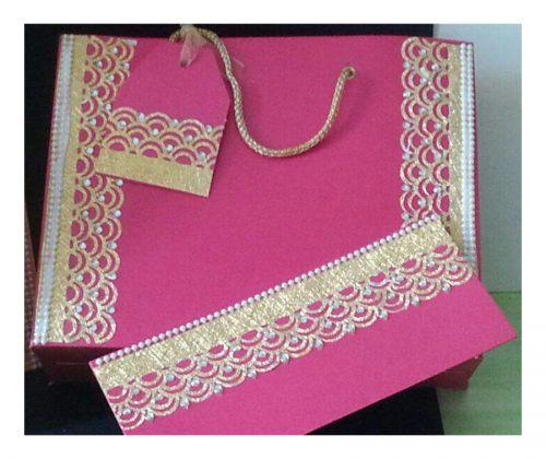 Envelope and Gift Bag