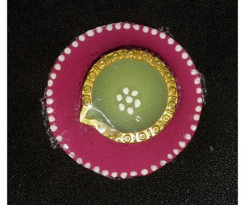 Small Dish Diya